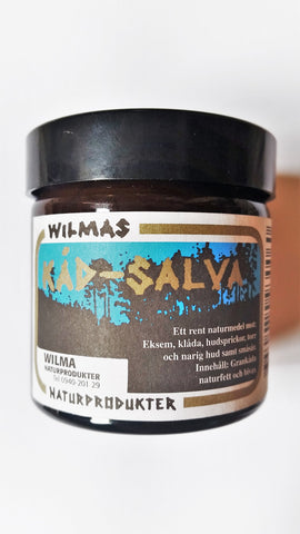 Wilmas Kad Salva For Cracked Skin Wounds And Blisters | Outdoor Adventurer