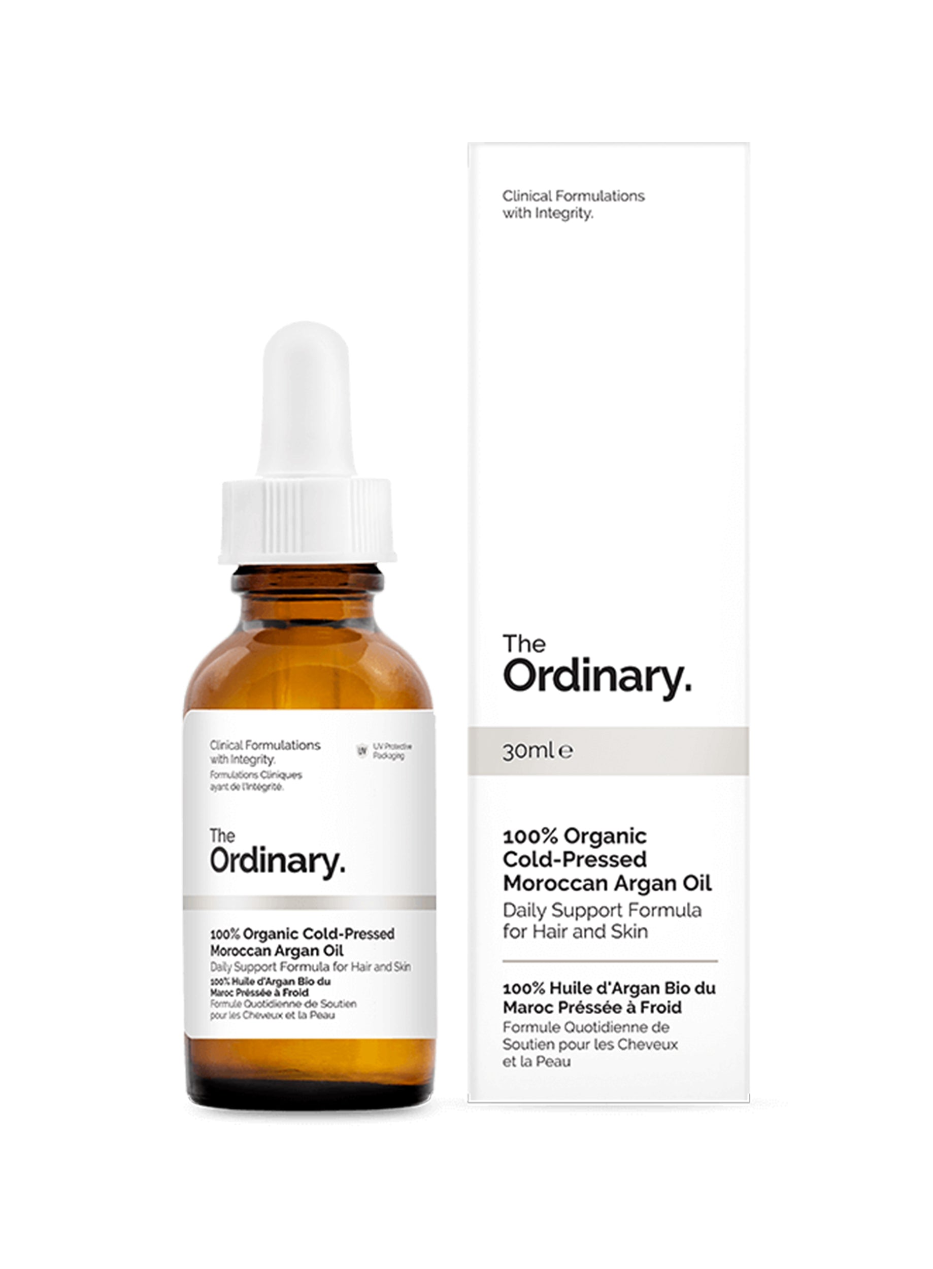 The Ordinary 100% ekološko hladno stiskano arganovo olje 30ml