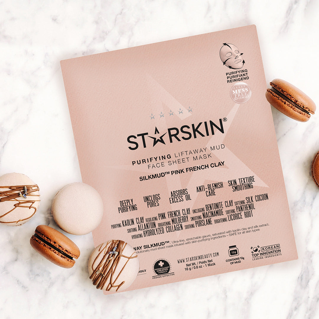 STARSKIN Silkmud Pink French Clay
