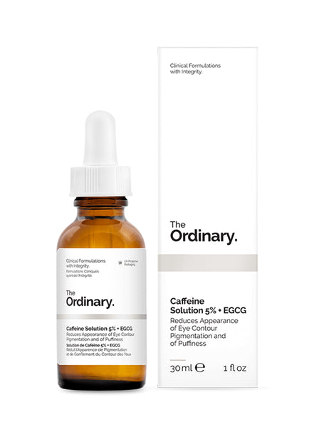 The Ordinary Caffeine Solution 5% + EGCG 30ml