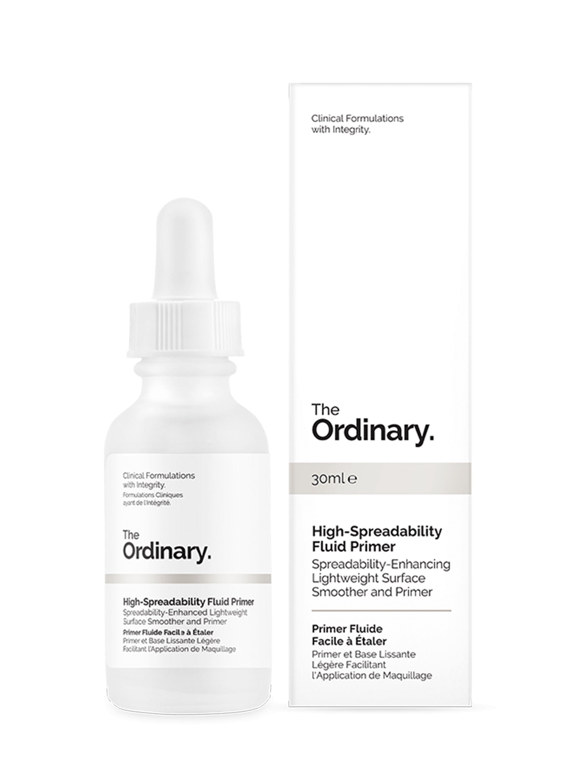 The Ordinary High-Spreadability Fluid Primer - 30ml
