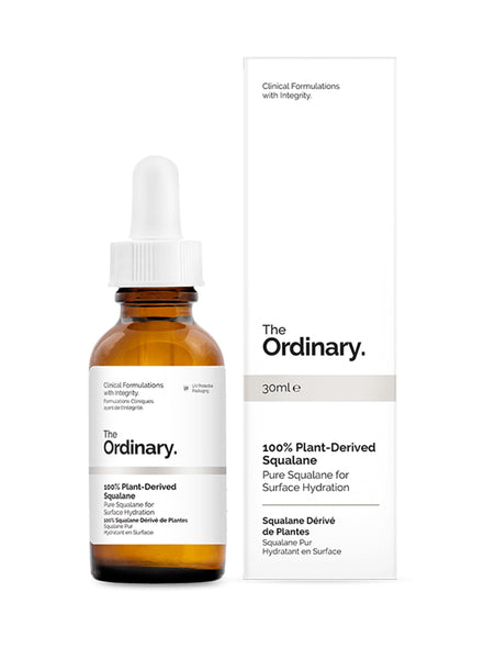The Ordinary 100% rastlinski skvalan 30ml