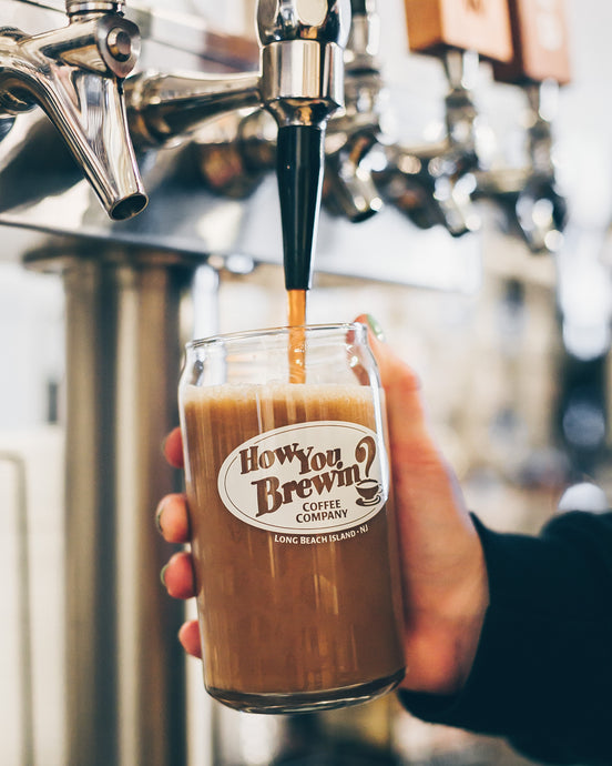 The Top Places Serving Our Cold Brew On Tap