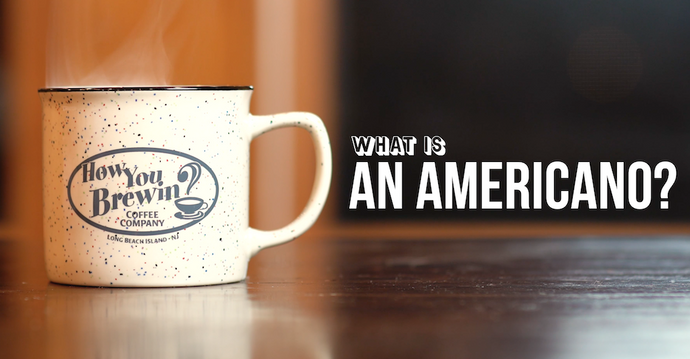 Just Ask Episode 4: What is an Americano?