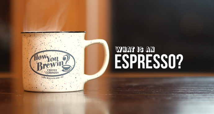 Just Ask Episode 3: What is espresso?