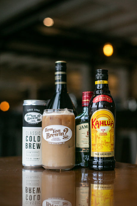 Coffee-Based Cocktail Ideas for Your Next Virtual Happy Hour