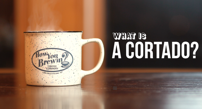 'Just Ask' Episode 1: What is a Cortado?
