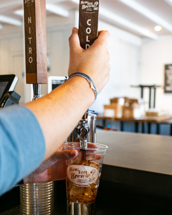 The Difference Between Iced Coffee and Cold Brew
