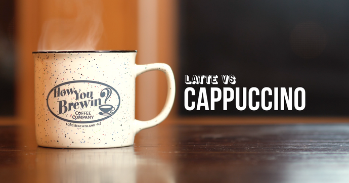 Just Ask Episode 5: Latte vs. Cappuccino