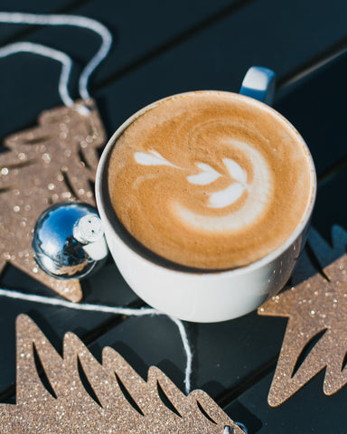 Charlie Brown Christmas Latte