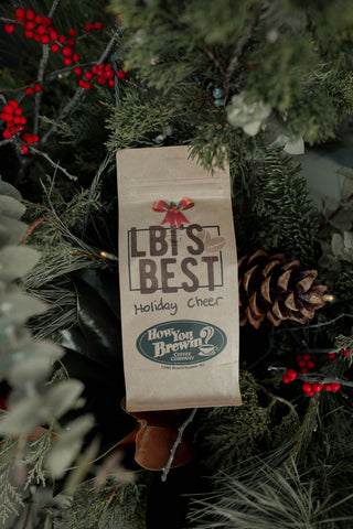 Holiday Cheer coffee blend