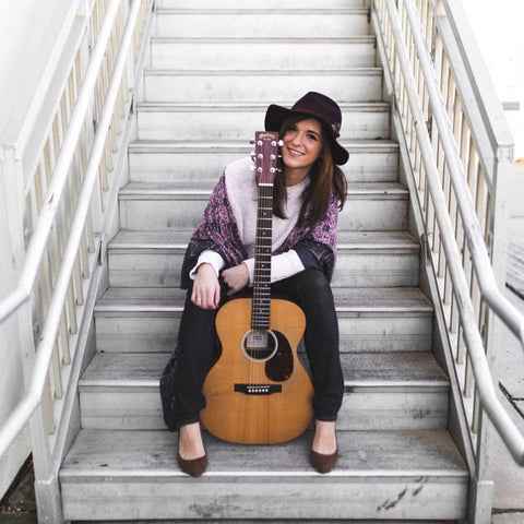 Summer Music Series at How You Brewin Coffee Company, local musician Sahara Moon