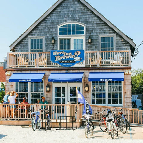 coffee shop on long beach island new jersey