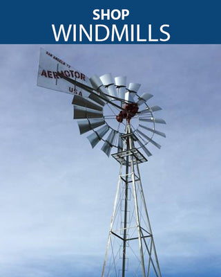 Aermotor Windmill Company - Wind-Powered Water Pumps