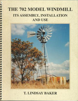The 702 Model Windmill Book