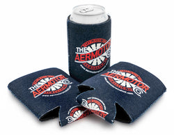 Aermotor Can Koozie (Denim)