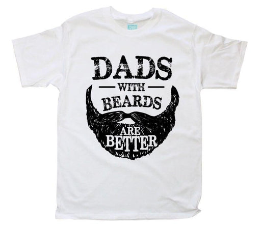 Playera Dads With Beards
