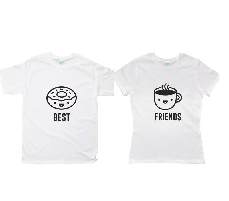 Kit de Pareja Best Friends Kit de Amigos Blanco / CH / CH