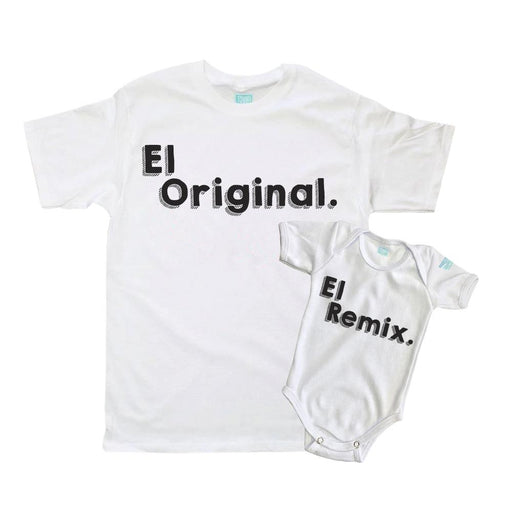 Kit El Original - El Remix Kit Papás e Hijos Blanco / CH / 0