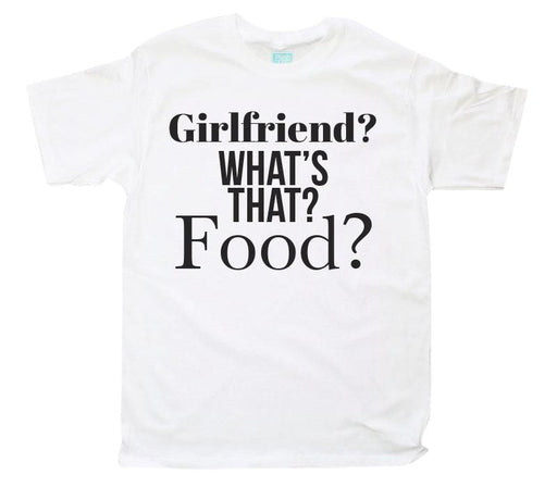 Playera para Caballero Girlfriend Playeras Plash Blanco CH