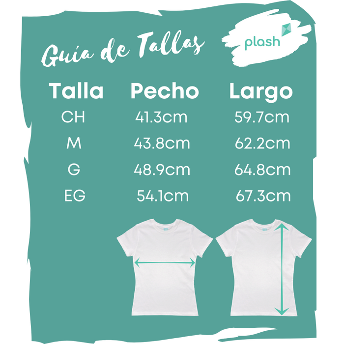 Playera para Dama Well Dresed Playeras Dama