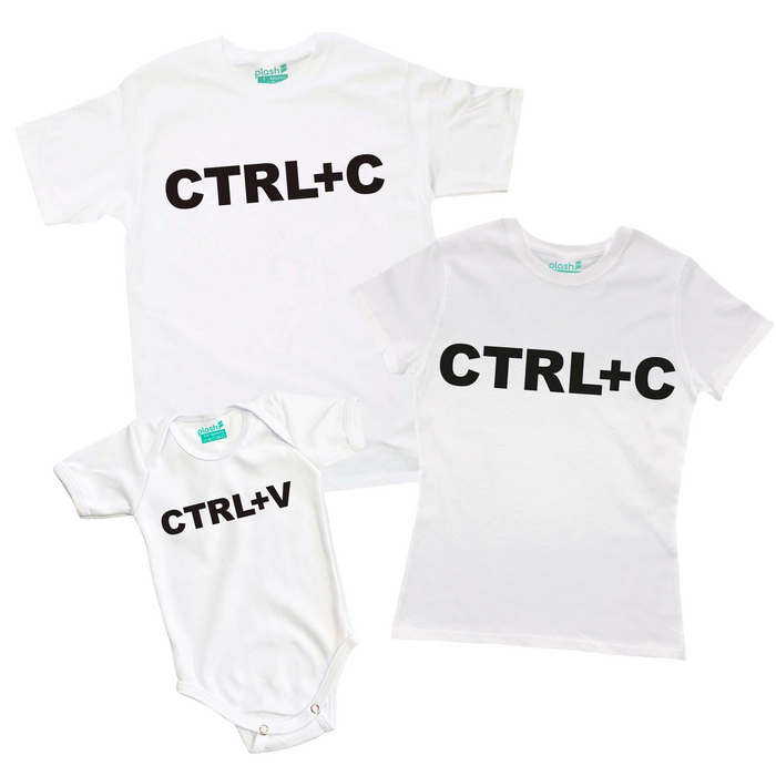 Kit Familia Ctrl+C Ctrl+V Kit Familiar