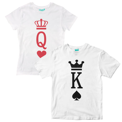 Kit de Pareja Queen-King