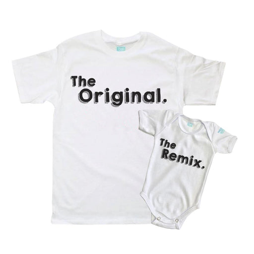 Kit The Original - The Remix Kit Papás e Hijos Blanco / CH / 0