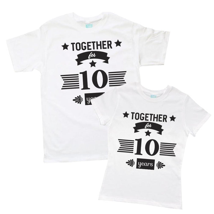 Kit de Pareja Together For... Kit de Parejas Blanco / CH / CH