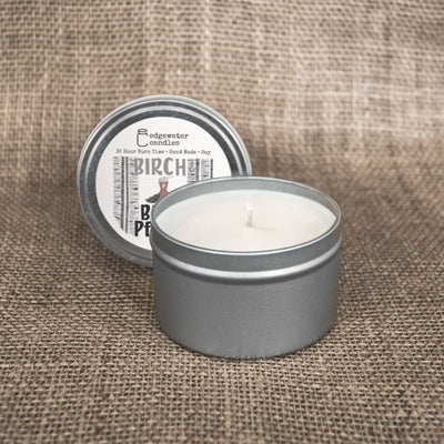 Travel Tin - Birch & Black Pepper