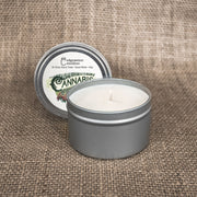 Travel Tin - Cannabis Vetiver