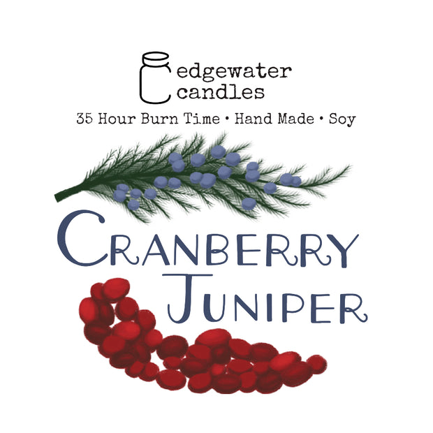 Travel Tin - Cranberry Juniper