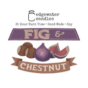 Travel Tin - Fig & Chestnut