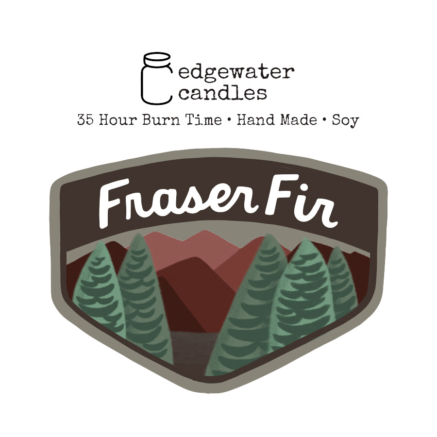 Travel Tin - Fraser Fir