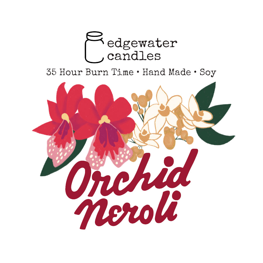 Travel Tin - Orchid Neroli