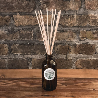 Reed Diffuser - Rosemary Mint