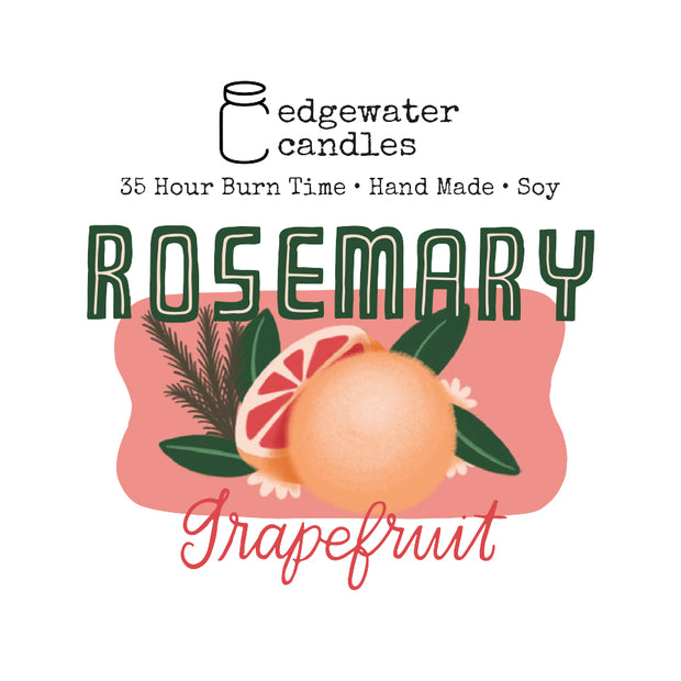 Travel Tin - Rosemary Grapefruit