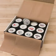 Sampler Tin Collection - Set of 12