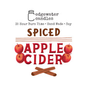 Travel Tin - Spiced Apple Cider