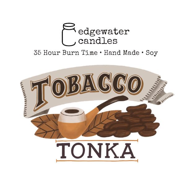 Travel Tin - Tobacco Tonka