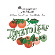Travel Tin - Tomato Leaf
