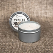 Travel Tin - Vanilla Sandalwood