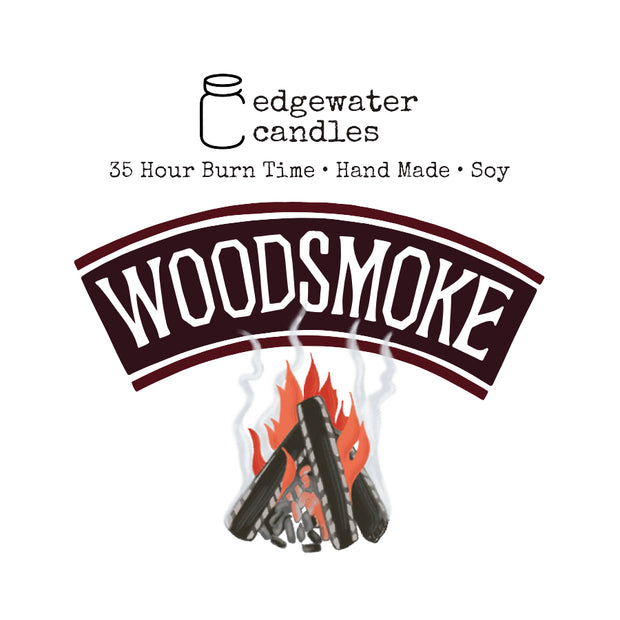Travel Tin - Woodsmoke