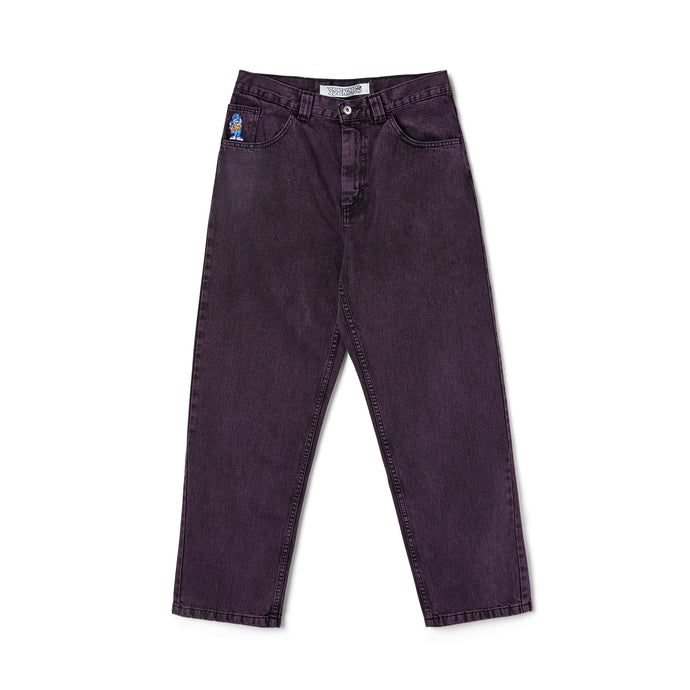 Polar Skate Co 93Denim Pants Purple Black