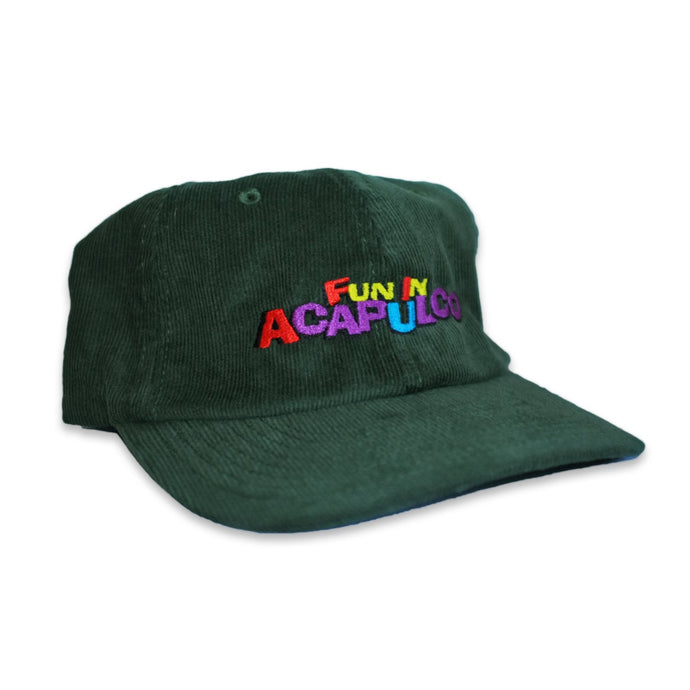 Alcohol Blanket Acapulco Cap Green