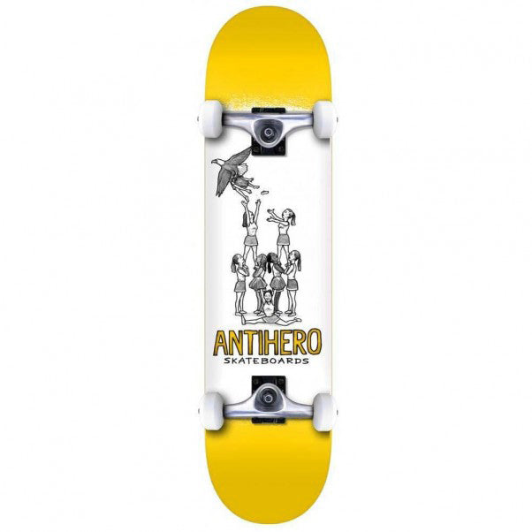 Anti Hero Oblivion Mini Complete Yellow 7.3