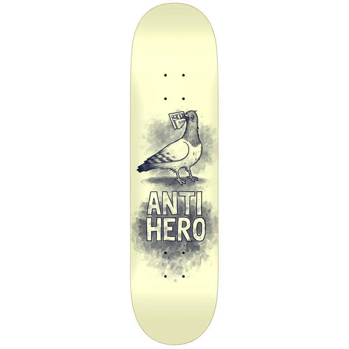 Anti Hero PP Budgie Deck Cream 8.5