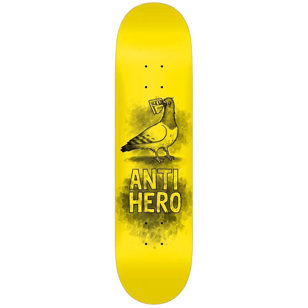 Anti Hero PP Budgie Deck Yellow 8.25