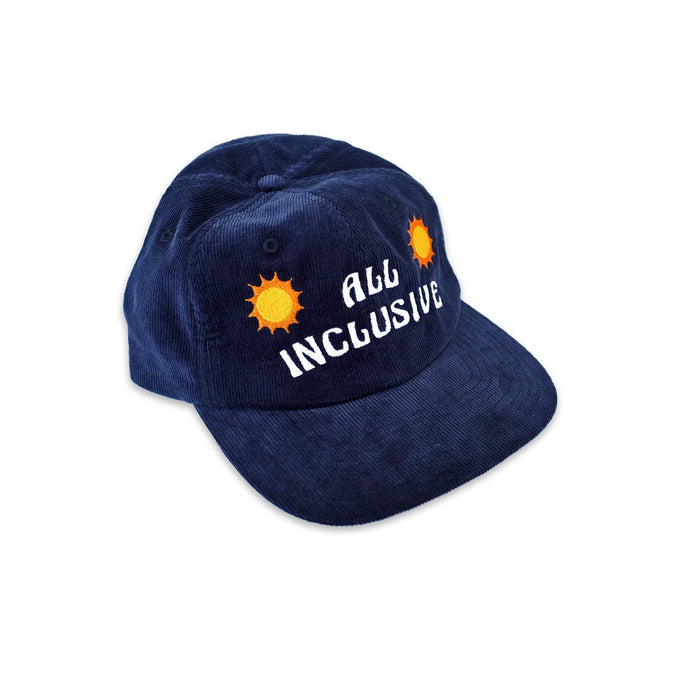 Alcohol Blanket All Inclusive Corduroy Cap