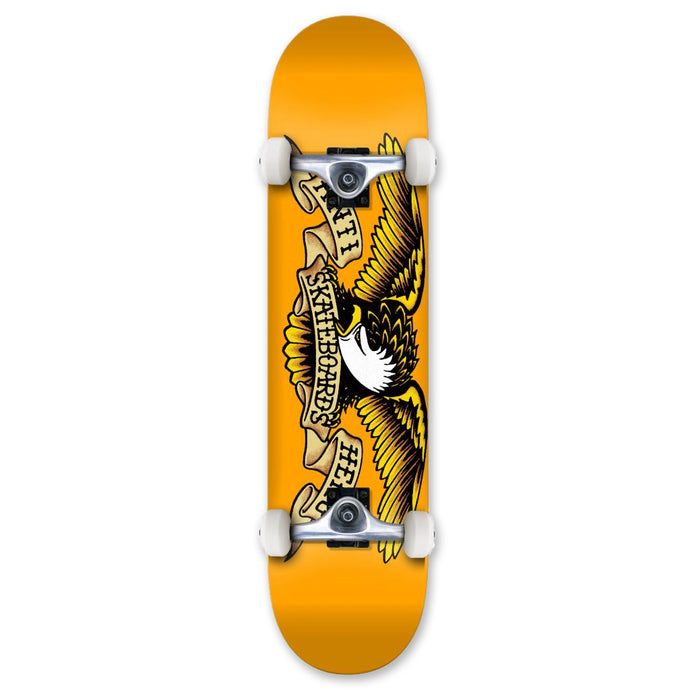 Antihero Eagle Complete Skateboard Orange - 8.00